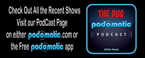 The Duo on Podomatic podcast KAZM 780 am