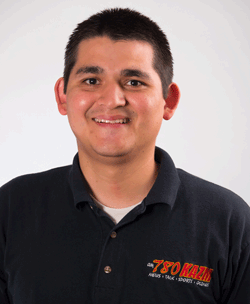 Josh Freeman News Director at 780 KAZM am Sedona Northern Arizona