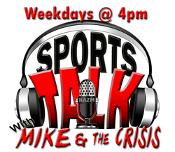 Sports Talk with Mike Tabback