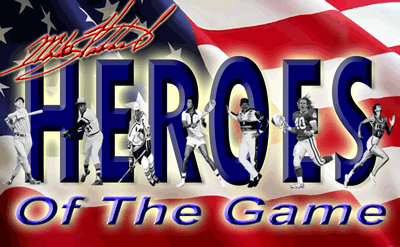 Mike Tabback's Heroes of the Game